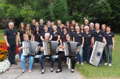 AOL Hauptorchester im Jahr 2015